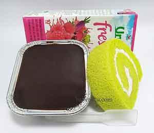 snack box งานศพ